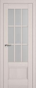 Дверь 104X Пекан белый, Мателюкс