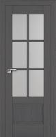 Дверь 103X Пекан темный, Мателюкс