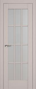 Дверь 102X Пекан белый, Мателюкс
