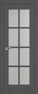 Дверь 101X Пекан темный, Мателюкс