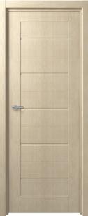 Межкомнатная дверь FIX F-1 ПГ Беленый дуб