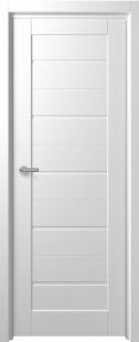 Межкомнатная дверь FIX F-1 ПГ Белая
