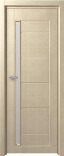 Межкомнатная дверь FIX F-4 ПГ Беленый дуб