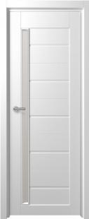 Межкомнатная дверь FIX F-4 ПГ Белая