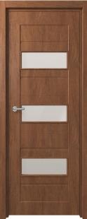 Межкомнатная дверь FIX F-5 ПГ Орех