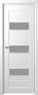 Межкомнатная дверь FIX F-5 ПГ Белая